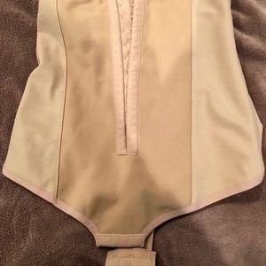 BelleFit Postpartum Girdle Thong Closure